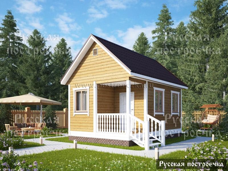 Каркасно-щитовые дома, профессиональное строительство