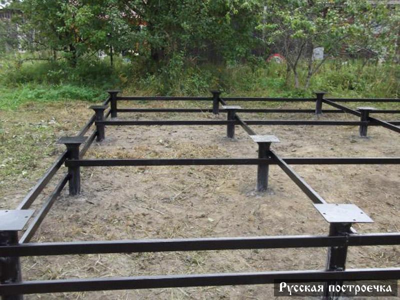 Строительство шведской плиты в Красногорске