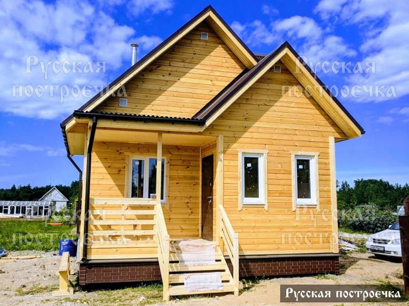 Купить готовый каркасный дом или построить самому